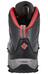 Columbia Peakfreak XCRSN II XCEL Shoes Men Mid OutDry city grey / bright red